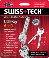 Swiss+Tech Utili-Key 6-in-1
